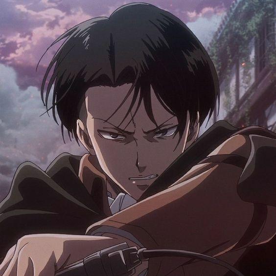 Levi Ackerman Aesthetic Anime Anime Titans Anime