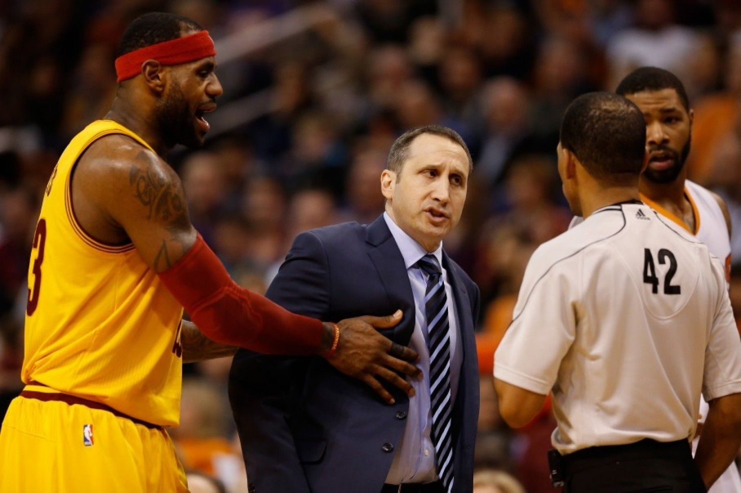 NBA coaches are not happy about the Cavaliers' firing of