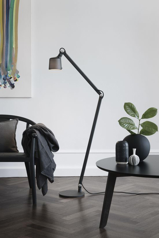 Floor Reading Lamp By Vipp Vipp Com Unique Floor Lamps Diy