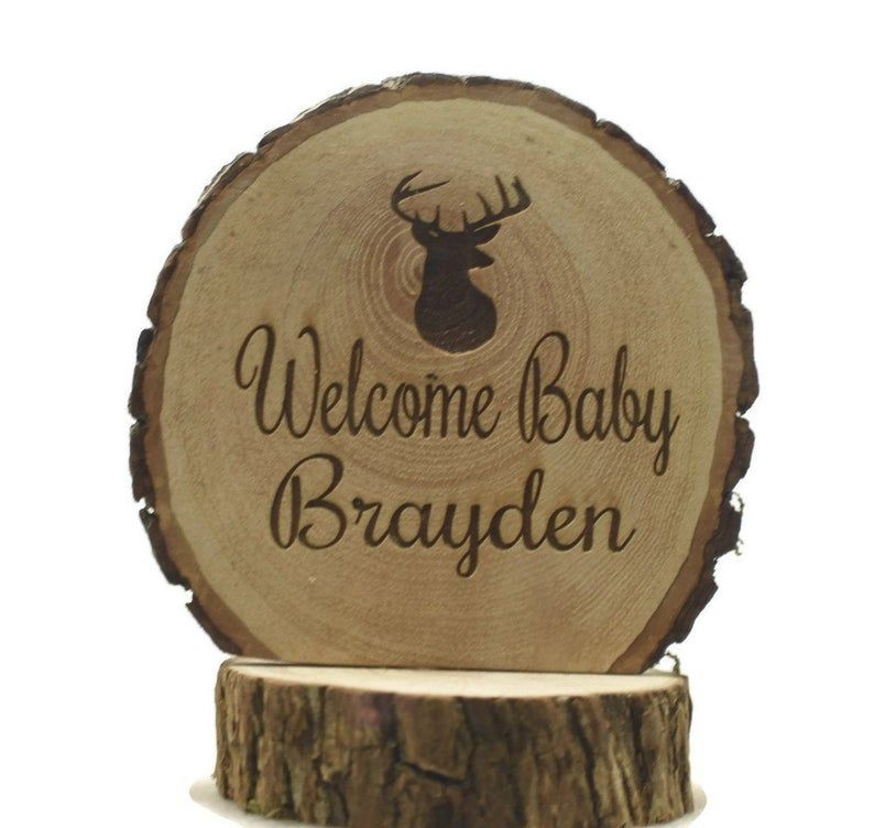Oh deer a young buck is brewing can coolers baby boy can coolers 45 colors available baby shower can coolers gender reveal
