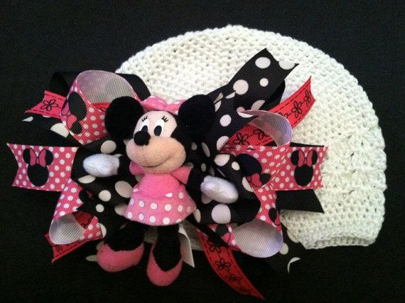 MINNIE MOUSE   SUPER CUTE..CAN B PURCHASED at esty.com