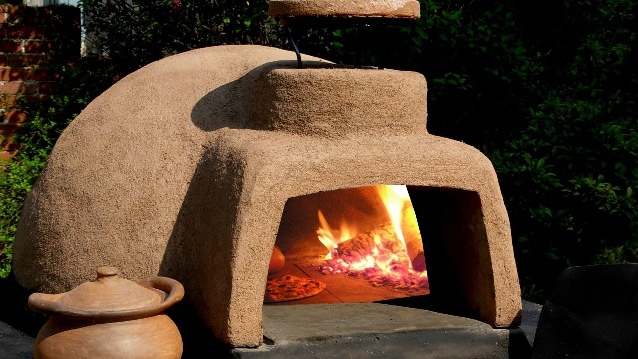 diy wood fired pizza oven plans