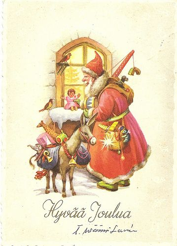 Santa Claus and toys | von Paicil