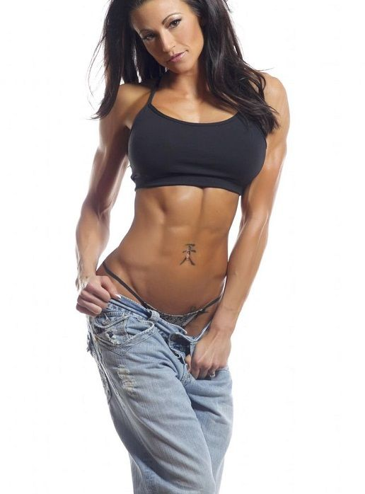 """Body, (Part 30), a.k.a., """"Skin Tight"""" (….the Jeans Slideshow)"""