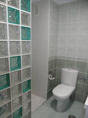 Ayuda urgente bloques de pav s para la ducha duchas for Fotos de banos modernos en cuba