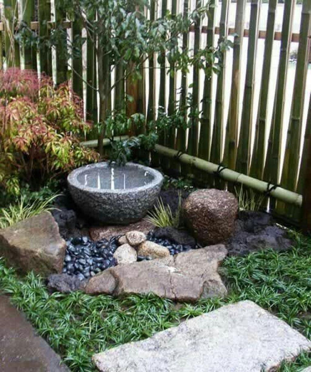 33 Lovely Small Garden Design Ideas Magzhouse Small Japanese Garden Japanese Garden Landscape Zen Garden Design