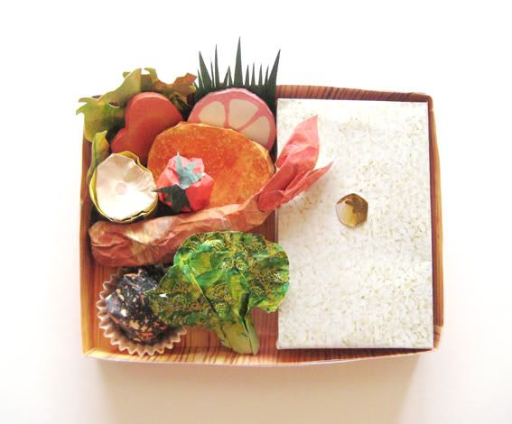 Paper Bento Box Tutorial And Template