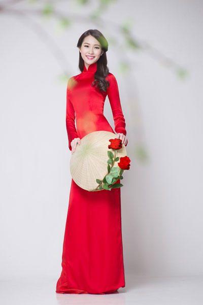 Hoa hậu Thu Thảo XUAN 2014