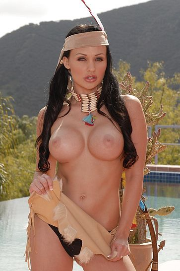 hot american indian girls