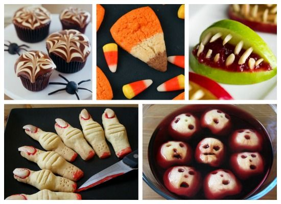 Favorite Halloween Recipes for Kids and Adults   Recipes ...