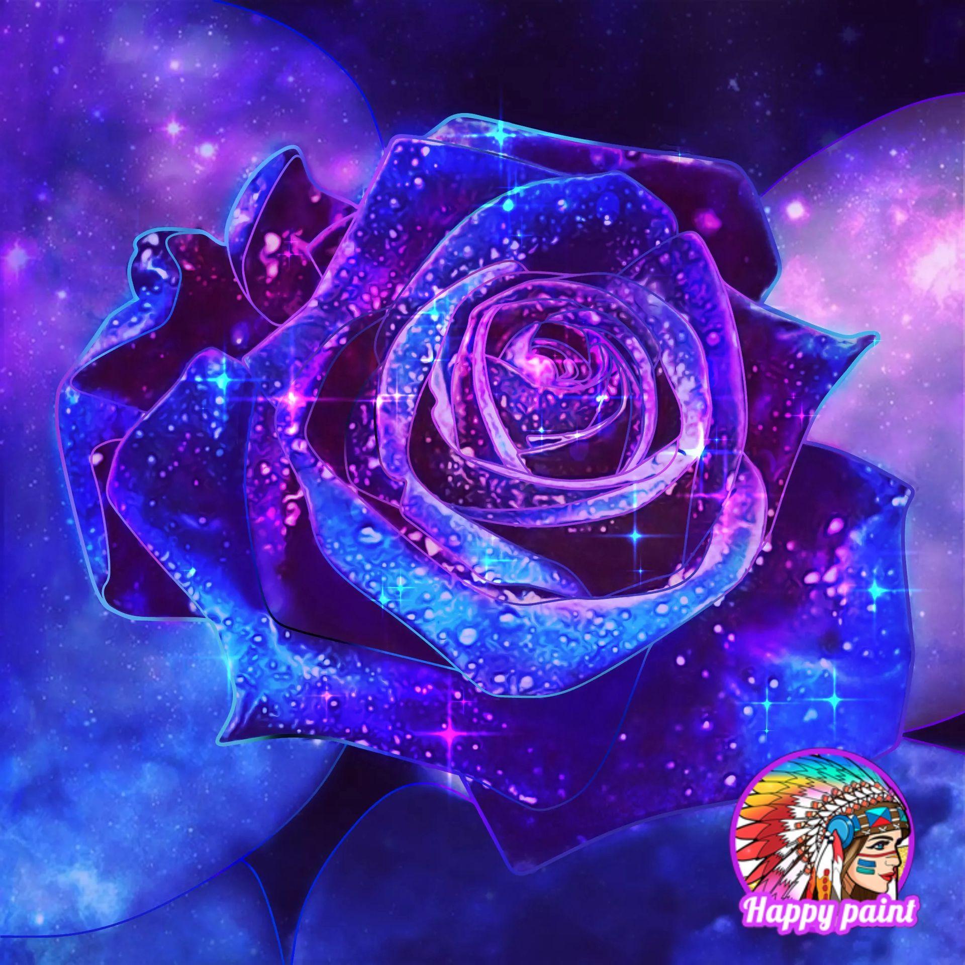 Cool Pics In 2021 Cute Galaxy Wallpaper Purple Wallpaper Iphone Anime Flower Coolest anime flower wallpaper