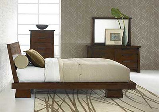 Bon Asian Style Furniture | ... Japanese Style Bedroom Furniture Collection By  Haiku Designs Post. I Like The Rug