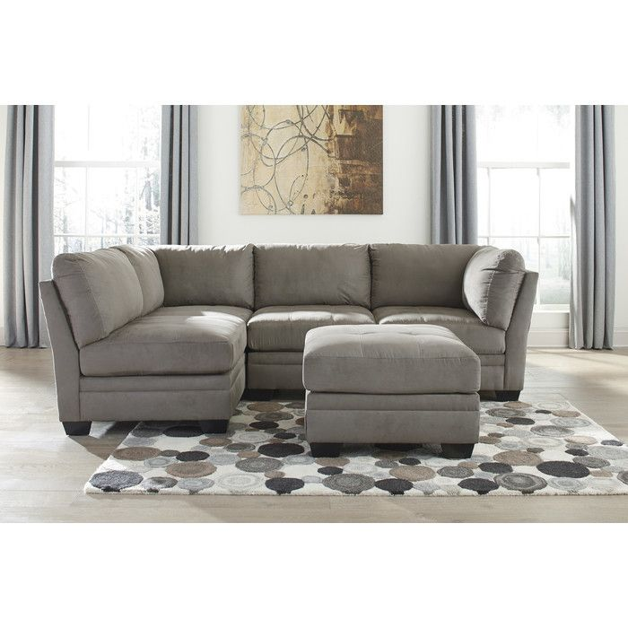 Signature Design By Ashley Iago Reversible Chaise Sectional Reviews Wayfair Furniture Contemporary Bedroom Furniture Value City Furniture
