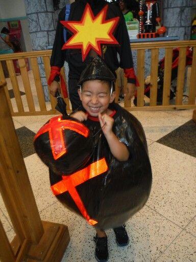 Fruit Ninja Bomb Halloween Costume  sc 1 st  Pinterest & Fruit Ninja Bomb Halloween Costume | fruit ninja | Pinterest ...