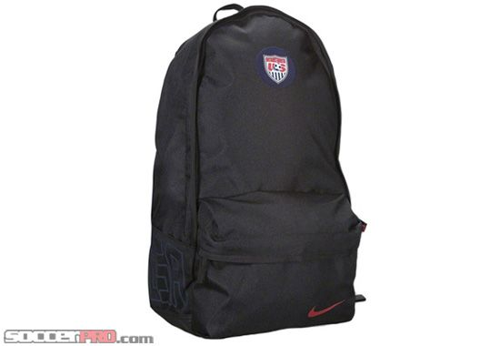 d4e48a2cea Nike USA Soccer Allegiance Backpack - Black... 35.99