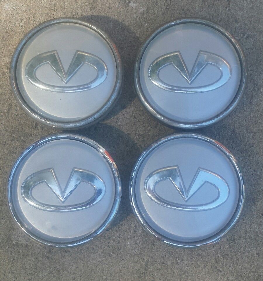 so cheap 20 oem infiniti wheel center caps pn 40342 6p010 infiniti hubcaps center caps [ 900 x 962 Pixel ]