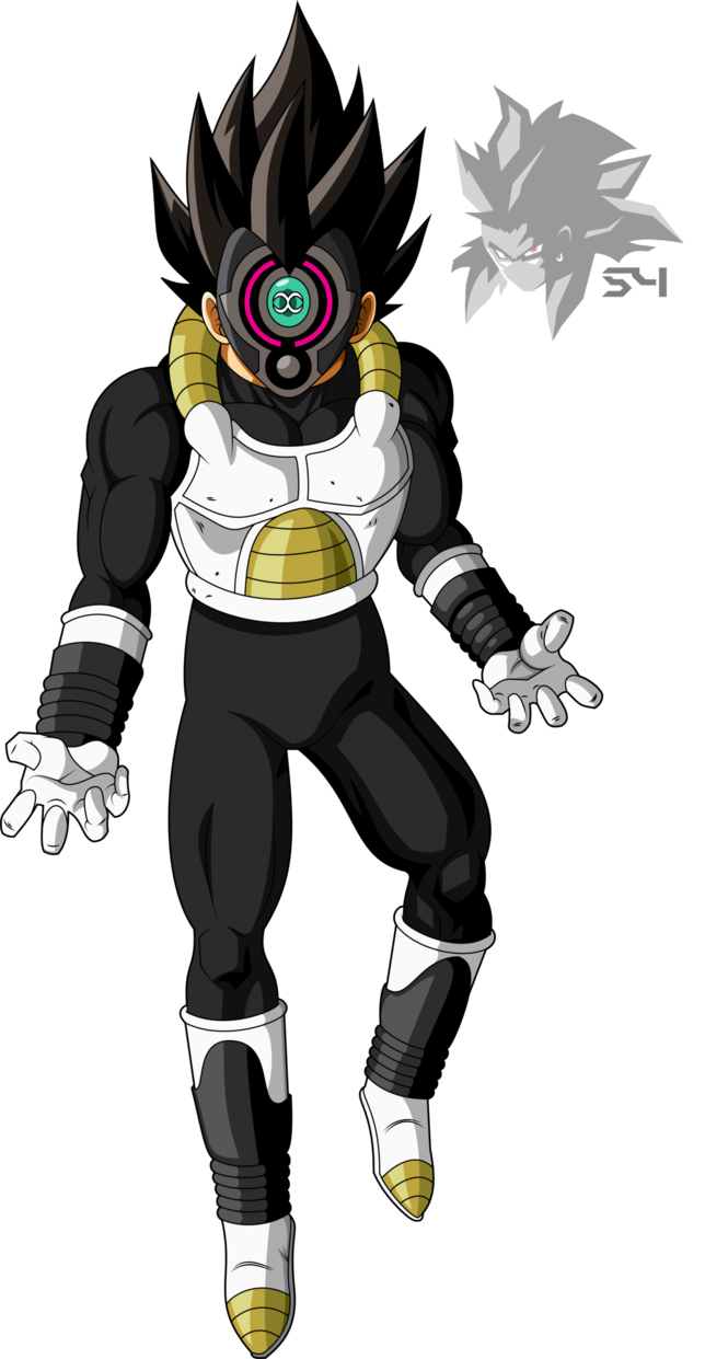 Time Breaker Vegeta by on