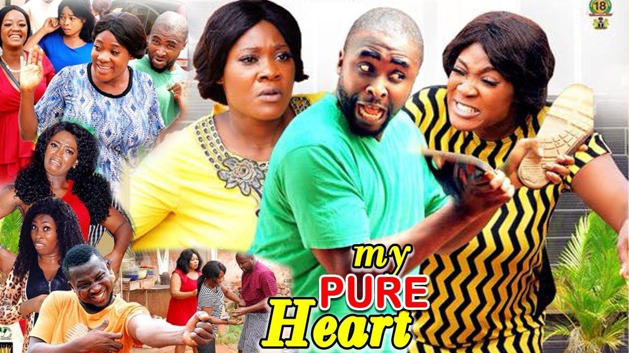 My Pure Heart 3 4 Mercy Johnson 2019 Latest Nigerian Nollywood Movie Mercy Johnson African Movies Youtube Movies