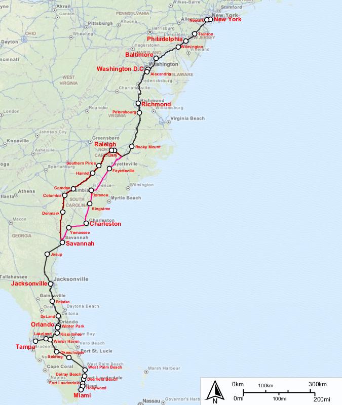 6 Incredible Florida Day Trips You Can Take By Train Take Me Away