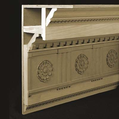 Crown Molding Materials Crown Molding Moldings And Trim Decorative Mouldings