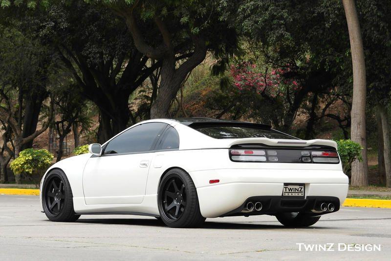 Twinz Design Z32 Rear Wing Spoiler Type 1 2 3 Nissan Z Cars Nissan Nissan 300zx