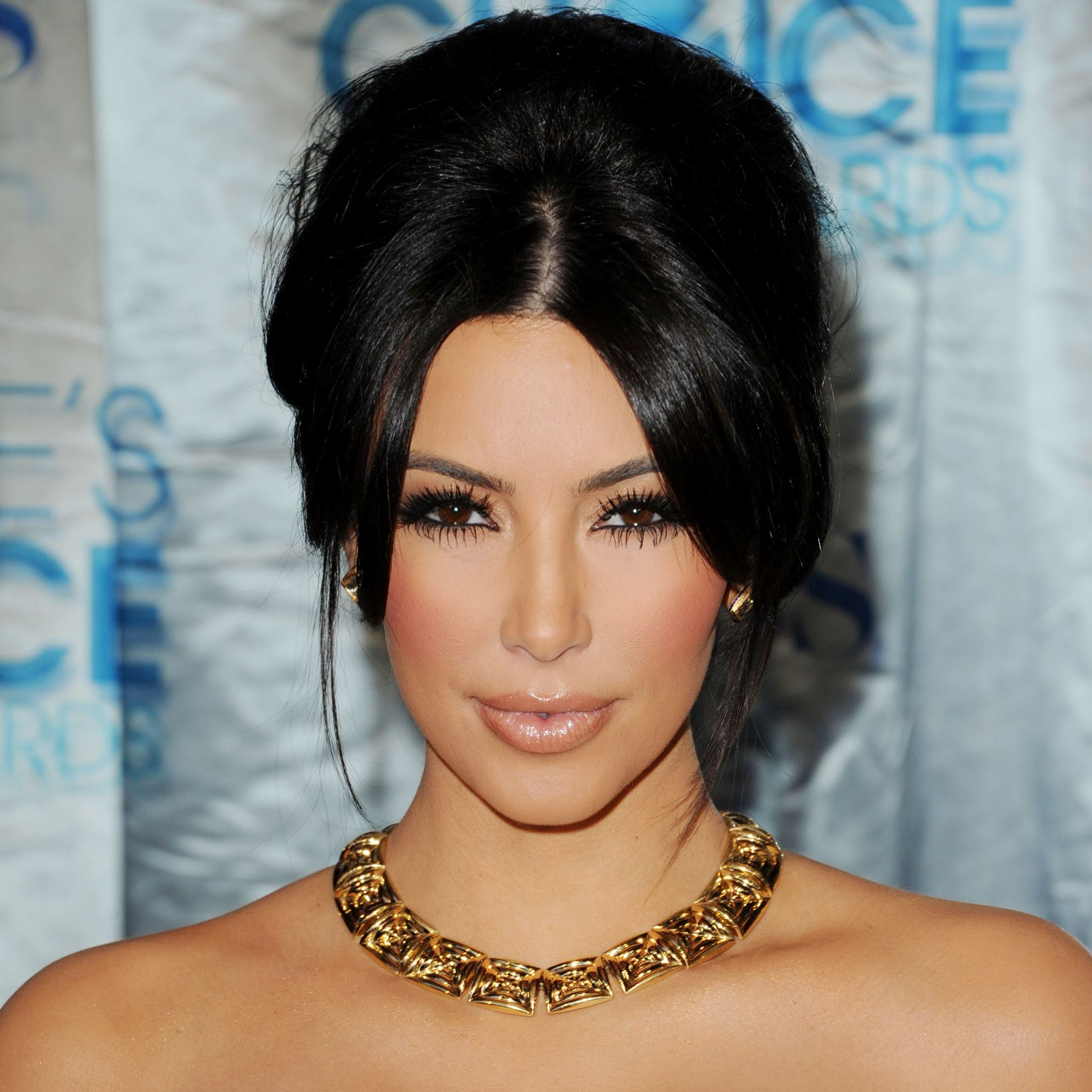 See Kim Kardashian's Breathtaking Beauty Transformation - 2011  - from InStyle.com
