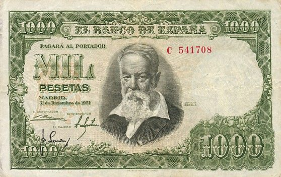 Exchange Obsolete Money From Spain