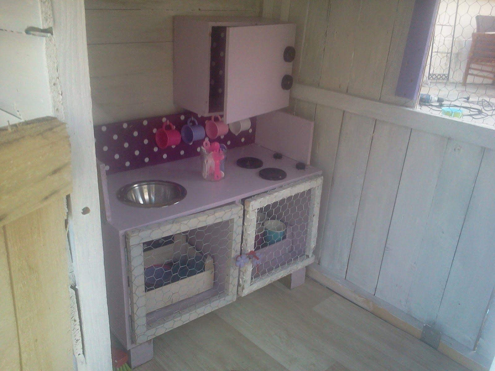 diy cuisine enfant cabane cabane jardin cabane jardin. Black Bedroom Furniture Sets. Home Design Ideas