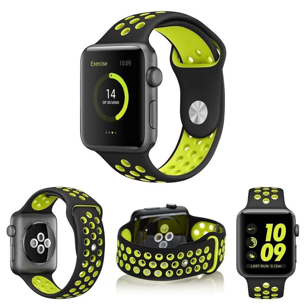 LEONIDAS Nike Sport Bande pour Apple De Remplacement