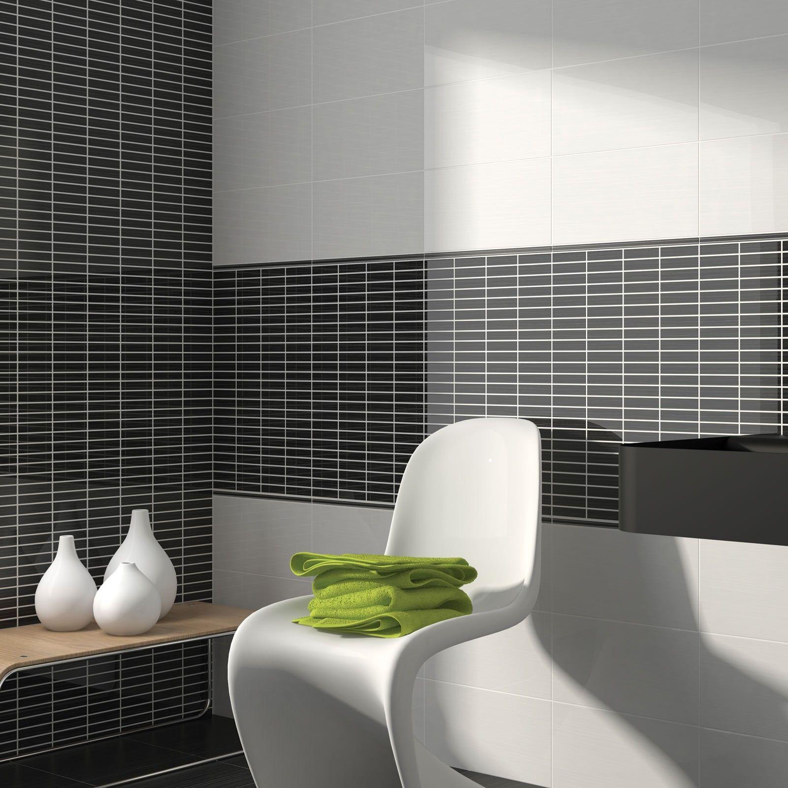 fashion mosaico negro bathroom ideas pinterest. Black Bedroom Furniture Sets. Home Design Ideas
