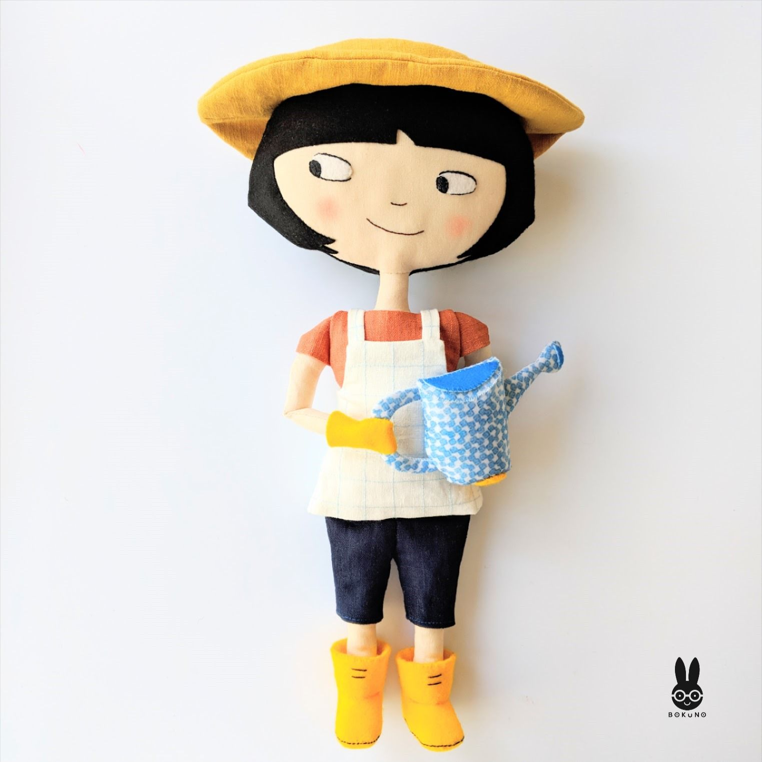 BOKUNO Can Create Bespoke Doll For You. For Enquiry