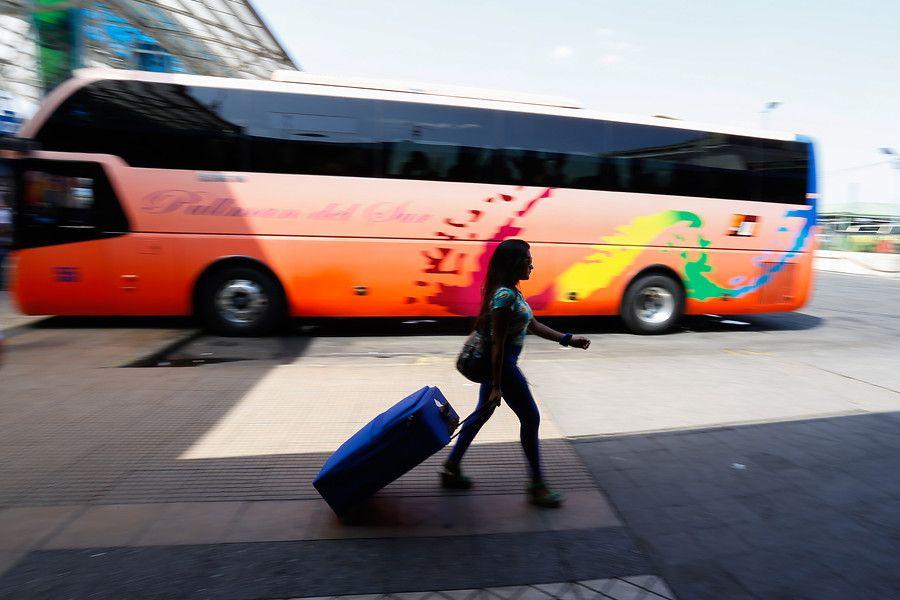 Cierran Terminal de Buses de Valparaíso por trabajos de mejoramiento