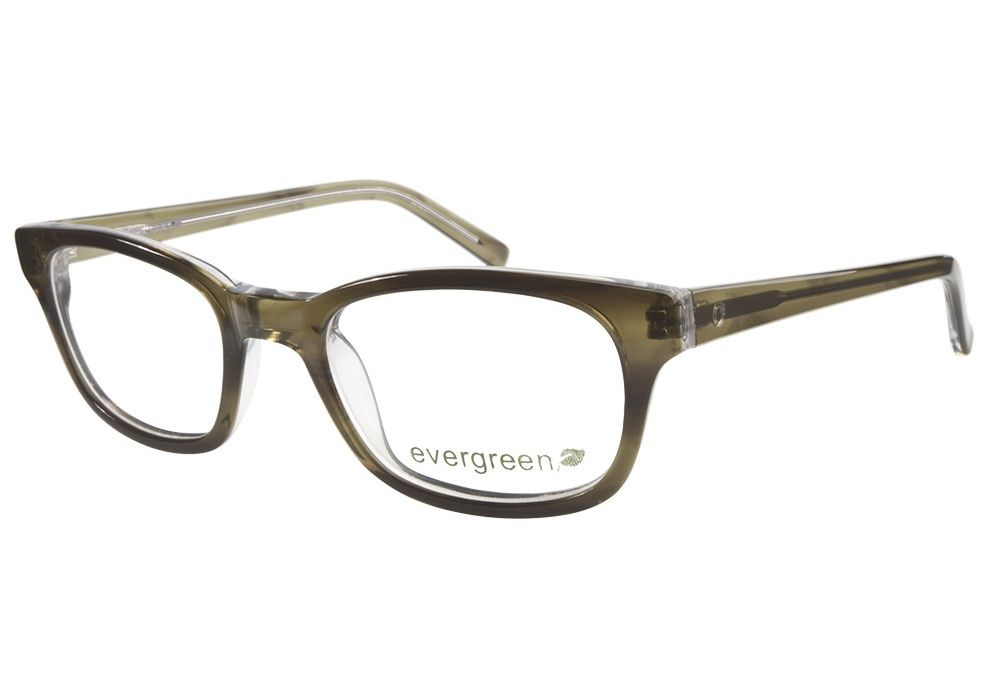 3bebf8f2f3e Evergreen 6007 Grn Crystal eyeglasses. Get low prices