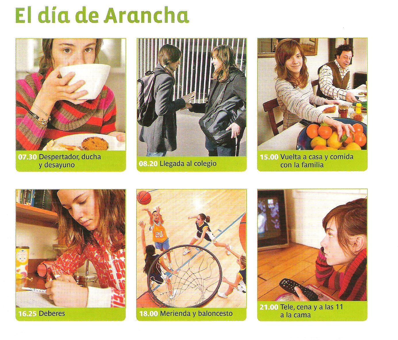 El Dia De Arancha