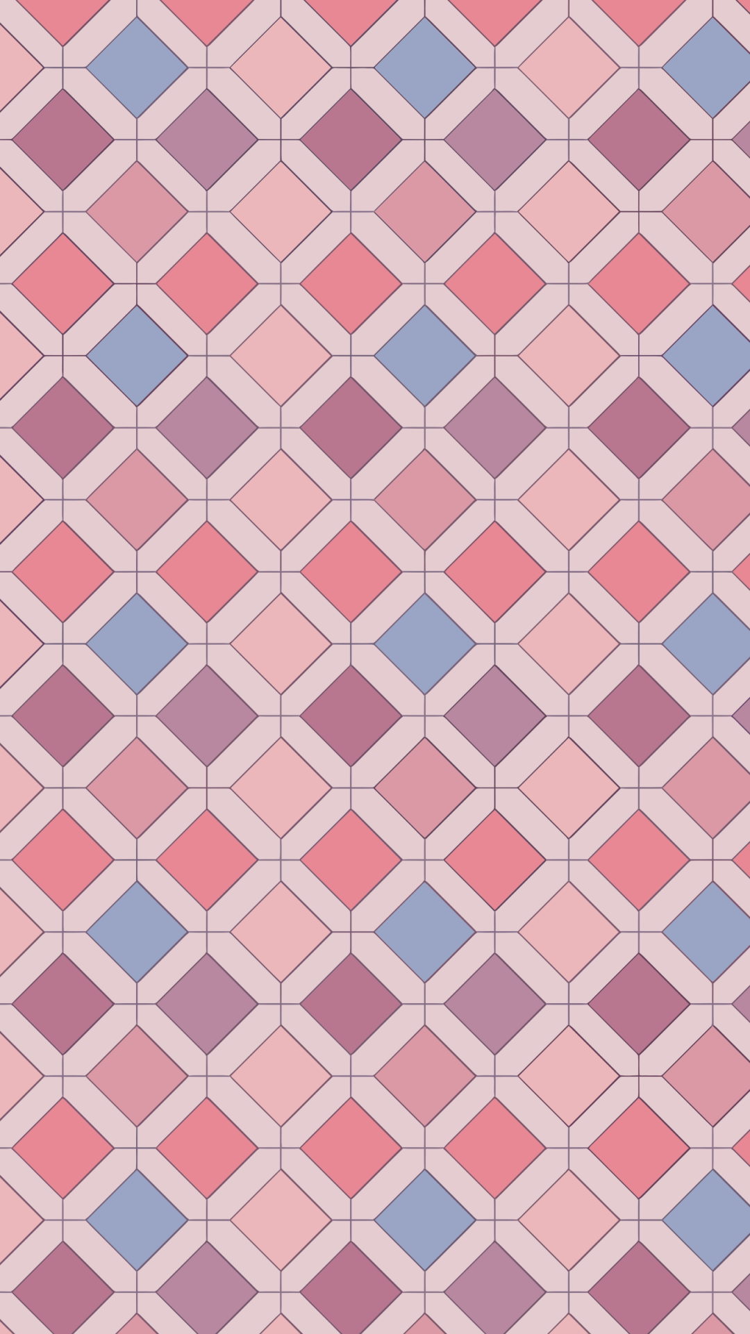 Geometric Pink And Grey Wallpaper Android Download in 2020