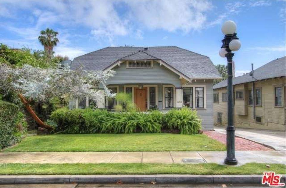 Echo Park Home Craftsman Bungalows Park Homes House Styles
