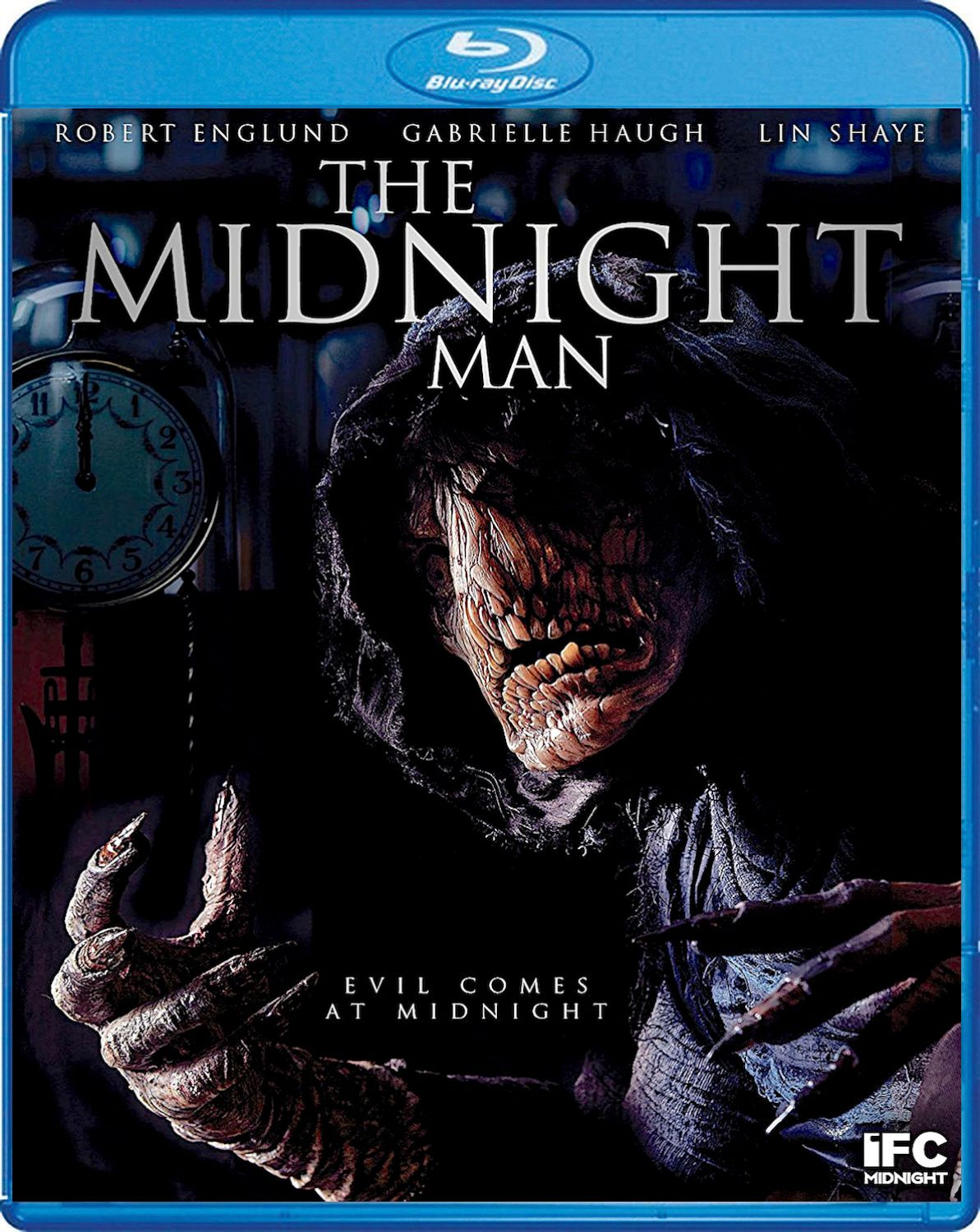 The Midnight Man Blu Ray Scream Factory Blu The Midnight Game Blu Ray