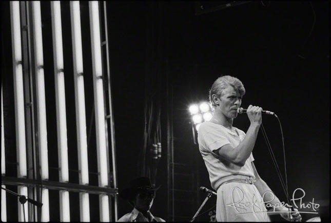 David Bowie by Michael Zagaris