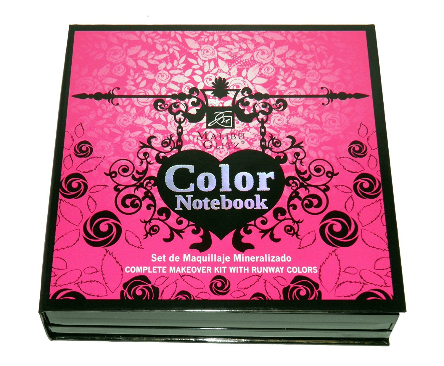 Color Notebook Makeup Kit >>> Quickly view this special