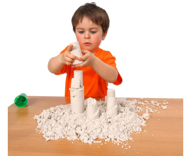 Der Magic Motion Sand, der sich bewegt und alle in seinen Bann zieht #edumero #einfachspielenlernen