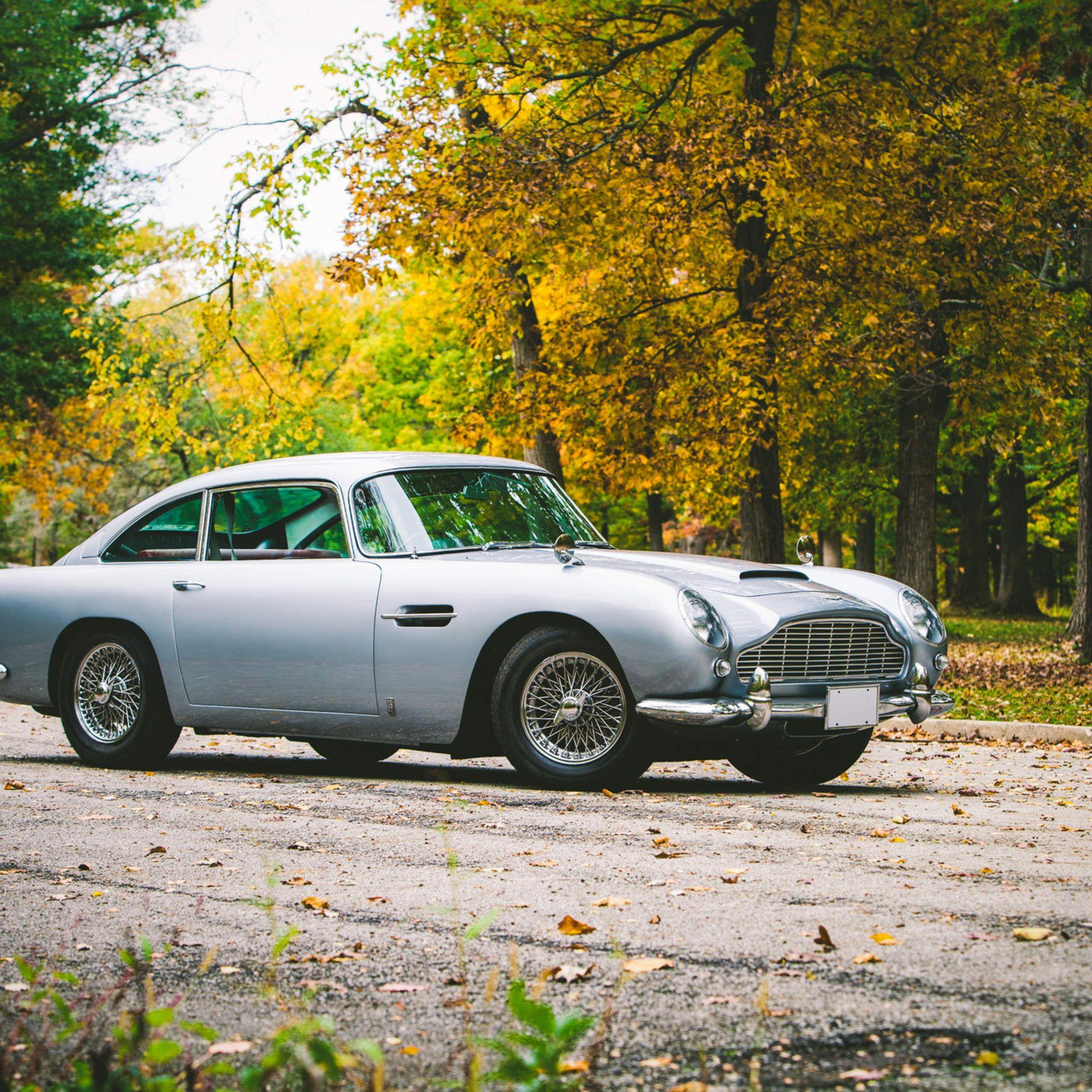 Aston Martin Db5: Pin On Motorific