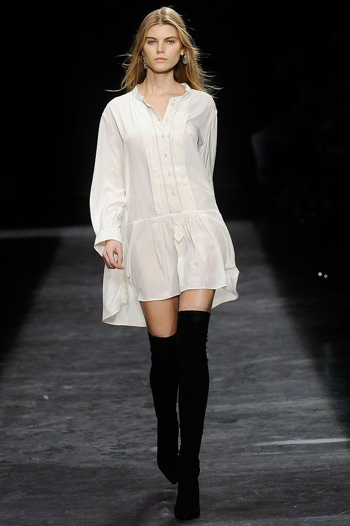 Isabel Marant Fall 2009 Ready-to-Wear - Collection - Gallery - Style.com