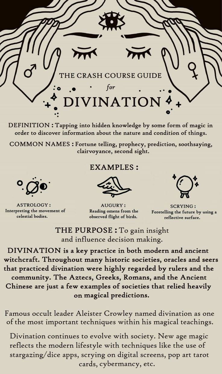 Wicked Libro A Crash Course Guide For Divination Divination Magic Psychic