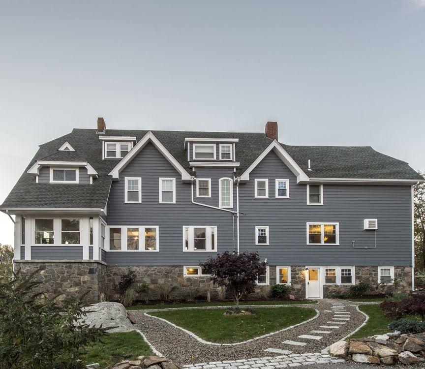 Gallery Everlast Siding System In 2020 Siding House Siding Composite Siding