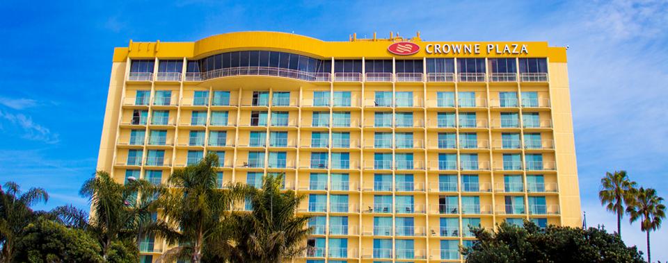 Crowne Plaza Hotel Ventura Beach California The Best Beaches In