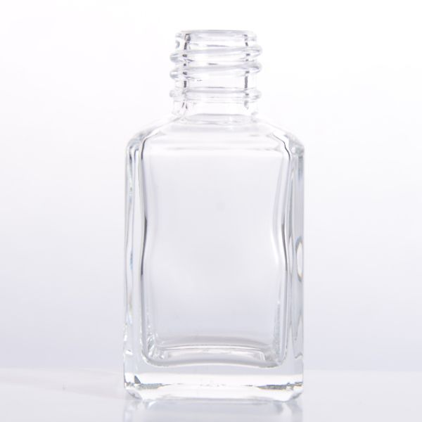 1 Oz 30ml Short Square Clear Glass Bottle 288 Pieces In A Case Glass Bottles Glass Perfume Bottle Glass
