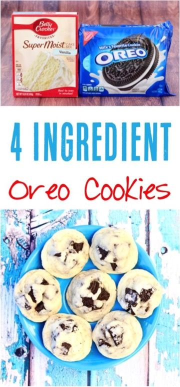 Oreo Cookie Recipe! (Only 4 Ingredients) - Never Ending Journeys #oreofrosting