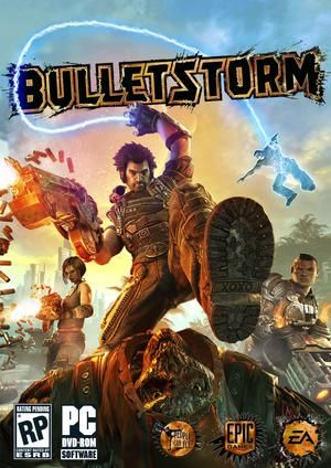 Bulletstorm Repack By R G  Mechanics | Repack Games | Games