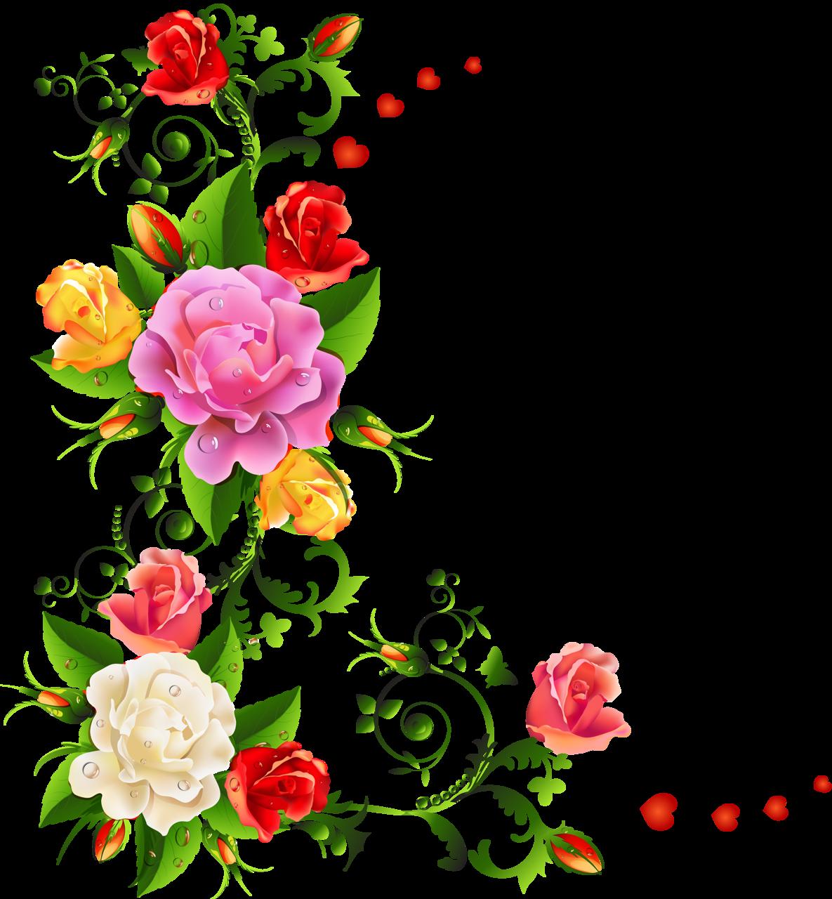 или оформление открыток цветами из роз ваше творение