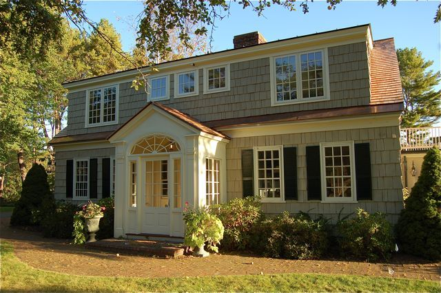 Pin By Cori Cicerchia On House By The Beach Dormer House Home Additions Shed Dormer